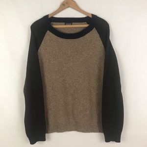 Patagonia Men's Brown Knit Sweater Crewneck Sz M